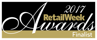 Retail Week Awards Finalist