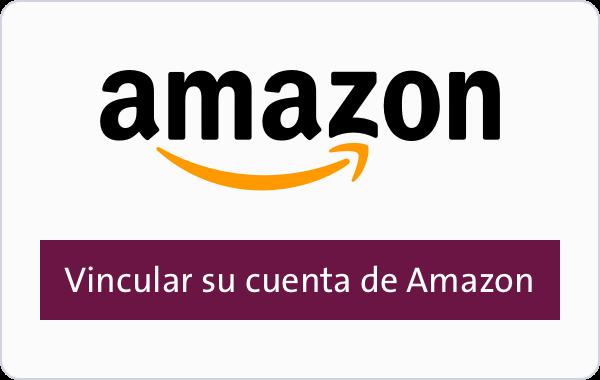 Vincular su cuenta Amazon
