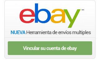 Vincule su cuenta Ebay aquí