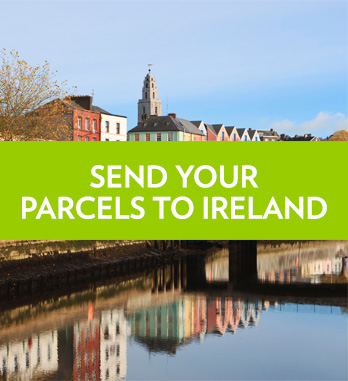 Send Parcels to Ireland