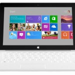 Microsoft surface tablet competes Apple iPad