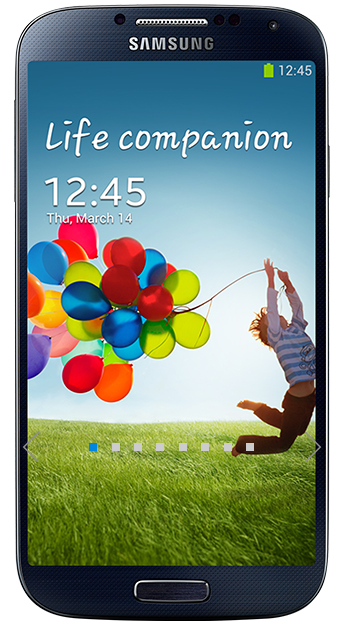 Samsung Galaxy S4 smartphone ready for launch