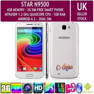 starn 9500 chinese smartphone