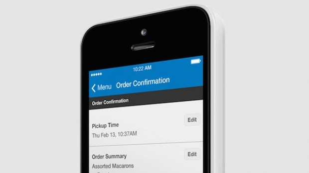 paypal order ahead app feature