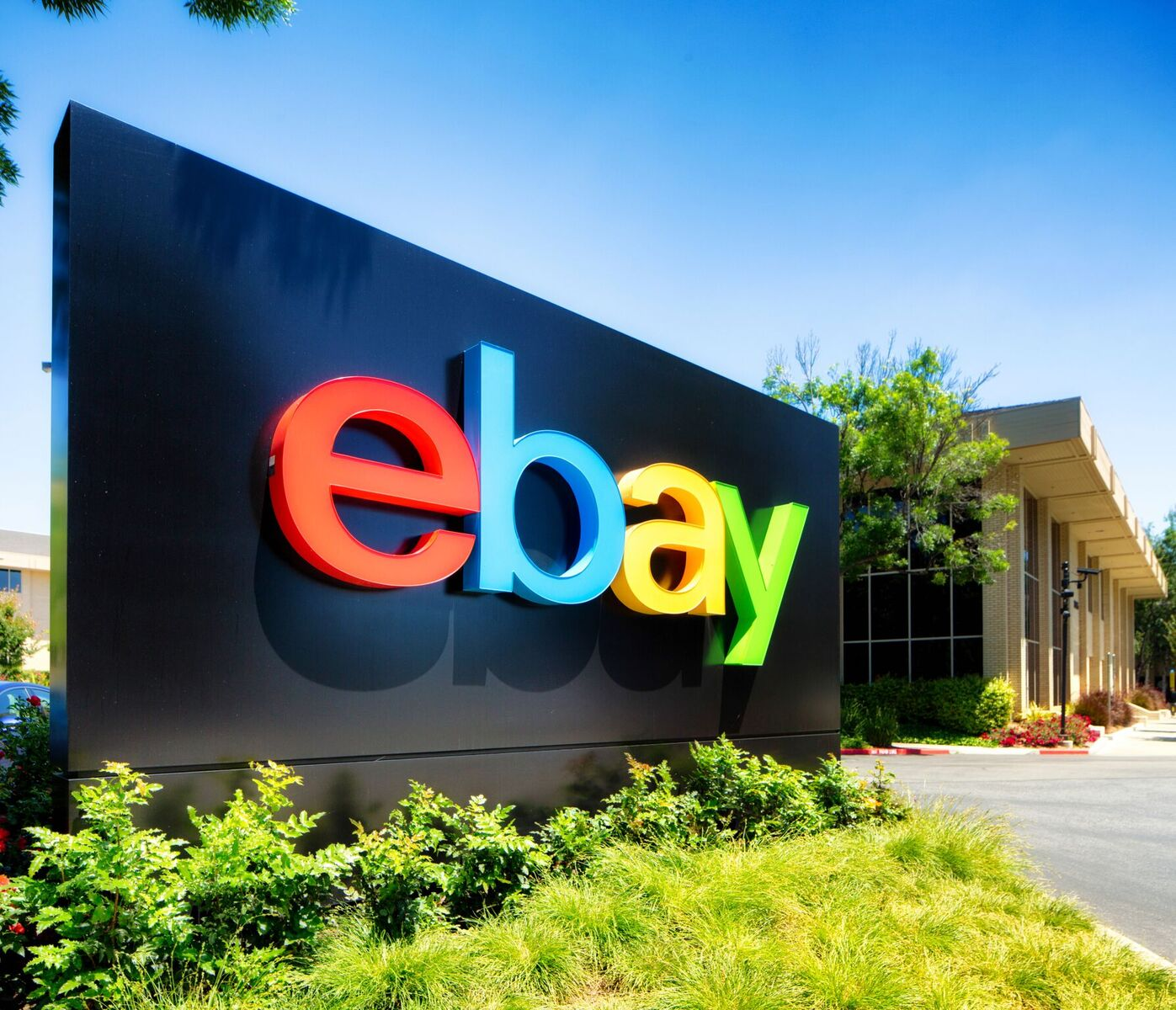 Ebay head quarters in San Jose California