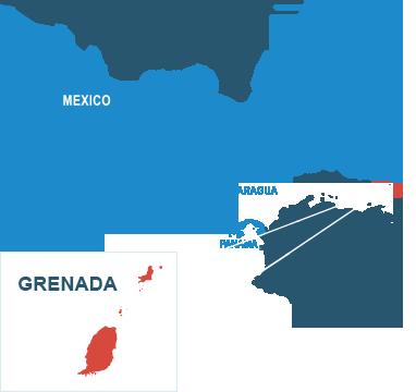 Parcel delivery to Grenada
