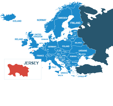 Parcel delivery to Jersey