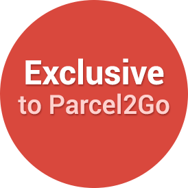 Exclusive to Parcel2Go