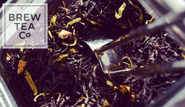 Inside Track: Brew Tea Company - Helping to deliver a great cup of tea