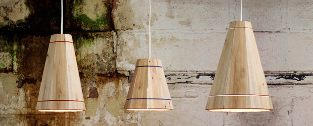 pallet pendant shades from Factory Twenty One