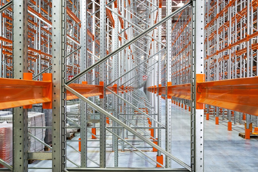 Pallet Courier Tips on How to Streamline Warehouse Operations