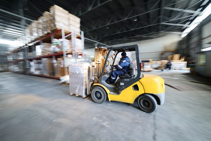 Discussion: Could robots soon be delivering your pallet?