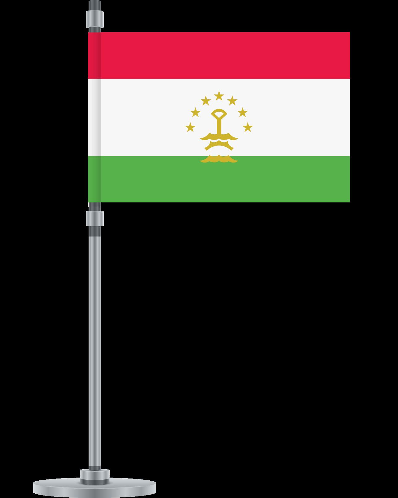 Tajistan flag