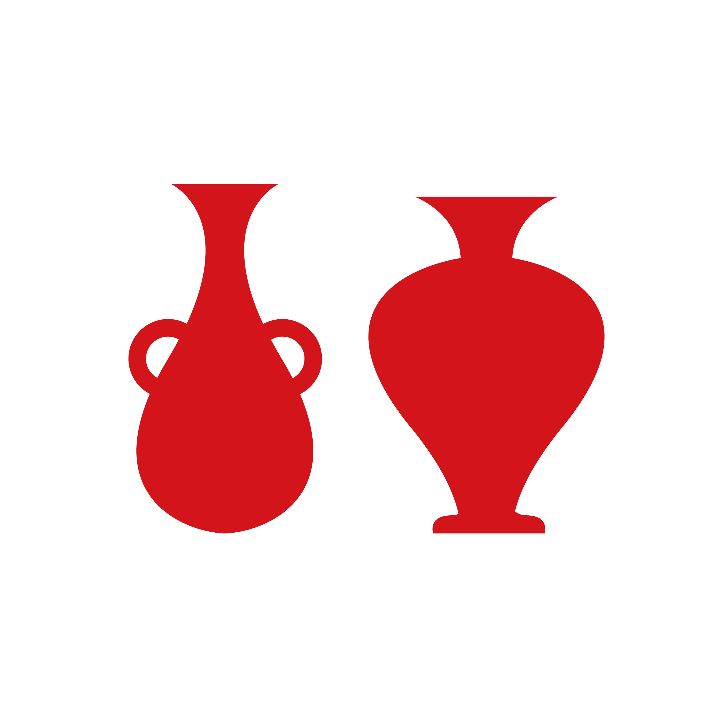 Pottery icons